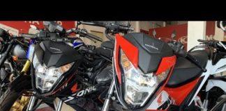 Xem Honda Sonic 2019 hỏi giá & tư vấn mua trả góp | Mekong today