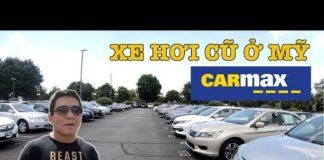 Xem XE HƠI CŨ ở MỸ giá RẺ BÈO || Honda, Toyota, Audi, BMW, Mercedes, Dodge, Chevrolet ở CARMAX – Atlanta
