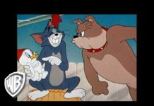Xem Tom & Jerry in italiano   Cartoni Animati Classici Compilazione   Tom, Jerry, e Spike   WB Kids