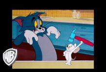 Xem Tom & Jerry   The Dangerous White Mouse   Classic Cartoon   WB Kids
