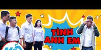 Xem Phim Hài Tết 2017 Học Đường Dậy Sóng Mùa 2 (Tập 7) –  Tình Anh Em ( Ngố TV)
