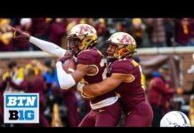 Video Can Minnesota Make the College Football Playoff with One Loss?   B1G Football