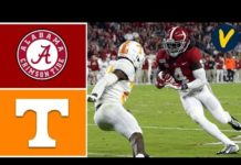 Video Tennessee vs #1 Alabama Highlights | Week 8 | College Football Highlights