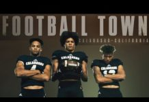 Video Calabasas: How a New Football Staff is Creating Top of the Nation Wide Receivers   Football Town
