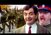 Xem Army BEAN | Mr Bean Full Episodes | Mr Bean Official