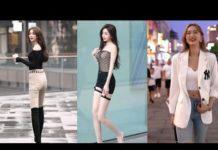 Xem street style china☆ thời trang đường phố trung quốc #63 💕 những khoảnh khắc đốn tim