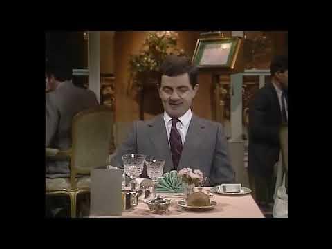 Xem Đến Thượng Đế Cũng Phải Cười | Mr Bean Ăn Tối