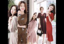Xem Thời Trang 2019 | Đầm Dự Tiệc Cưới Hot Nhất