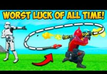 View *UNLUCKIEST* MOMENT OF ALL TIME!! – Fortnite Funny Fails and WTF Moments! #744