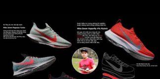 Khám phá công nghệ 4 đôi giày Nike nhanh nhất TG. Bộ đệm tốt nhất của Nike là gì? | #40-DS