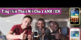 Xem Quanglinhvlogs    Mua Điện Thoại Mới Tặng 2 Anh Đen ( Buy a phone for 2 brothers )