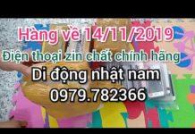 Xem 14 tháng 11, 2019 Khui hàng điện thoại cũ- iphone 5se 32gb , 6g 16gb , a70 , s10 , note 8 , note fe