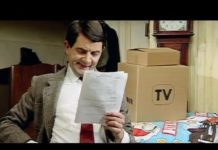 Xem What's on TV Mr Bean? | Funny Clips | Mr Bean Official