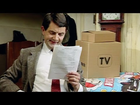 Xem What's on TV Mr Bean?   Funny Clips   Mr Bean Official