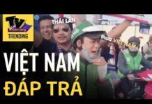 Tài xế công nghệ Việt Nam đáp trả cực chất khi chở cổ động viên Thái Lan đến sân Mỹ Đình