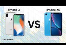 Xem Cuối năm, điện thoại giảm giá mua iPhone X hay iPhone XR?