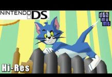 Xem Tom and Jerry Tales – Nintendo DS Gameplay High Resolution (DeSmuME)