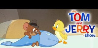 Xem The Tom and Jerry Show   Tom And Jerry Babysit A Duck   Boomerang UK 🇬🇧