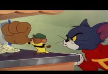 Xem Tom and Jerry   Jerry's Cousin, Episode 57 Part 1
