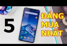 Xem 5 điện thoại Xiaomi bán chạy nhất hiện nay!