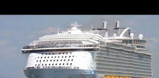 10 Con Tàu Du Lịch Lớn Nhất Trên Thế Giới