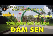 Khu du lịch đầm sen khô 2019 #1