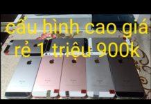 Xem Iphone quốc tế 5SE giá 1triệu 900k quá rẻ,điện thoại cũ zin đẹp chất lượng giá rẻ,27-12-2019