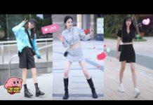 Xem Tik Tok Trung Quốc – Thời trang đường phố cực ngầu của giới trẻ Trung Quốc #12