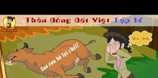Xem Thần Đồng Đất Việt   Con Bò Chết   Phim Hoạt Hình Chanel