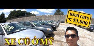 Xem XE HƠI CŨ Ở MỸ GIÁ SIÊU RẺ $3,000 – 70 TRIỆU VND || Những chiếc xe cũ SIÊU RẺ – ATLANTA, USA