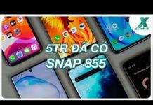 Xem Vài điện thoại Snap 855 từ 5tr chơi tết