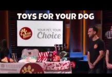 Xem Shark Tank || Pet Pride || Toys For Dogs