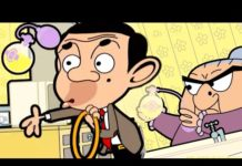 Xem Perfume SMASH! | (Mr Bean Season 3) | NEW Funny Clips | Mr Bean Official