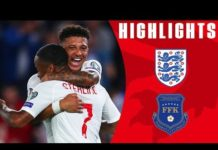 Video England 5-3 Kosovo | Sancho Bags First International Brace! | Euro 2020 Qualifiers | England