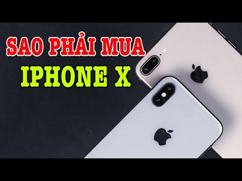Xem Sao phải mua iPhone X khi GIÁ CHIẾC ĐIỆN THOẠI NÀY QUÁ NGON RỒI !