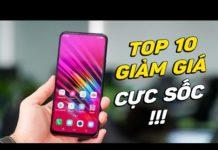 TOP 10 smartphone chính hãng giảm giá cực sốc, mua chơi Tết thôi!!!