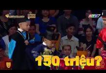 Xem Thách thức danh hài chính thức công bố  phát sóng phần thi của 5 chú tiểu