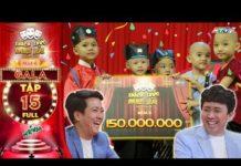 Xem Thách thức danh hài 6 | Tập 15 GALA Full: 5 bé tài năng lập kỷ lục lịch sử khi 2 lần thắng 150 triệu