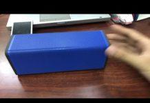 Xem Loa Bluetooth Thonet and Vander dong Frei chính hãng Đức giá chỉ 810k