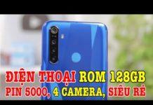 Xem Trời ơi điện thoại ROM 128GB, Pin 5000, 4 Camera có hơn 4 TRIỆU ư?