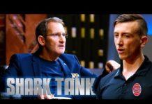 Xem Cocky Businessman 'Scoring Deals' On Tinder   Shark Tank AUS
