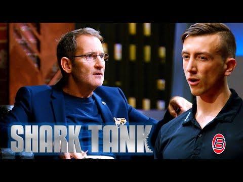 Xem Cocky Businessman 'Scoring Deals' On Tinder | Shark Tank AUS