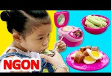 Xem Ăn Cơm Mẹ Nấu | Phần Con Miếng Ngon ❤Susi kids TV❤