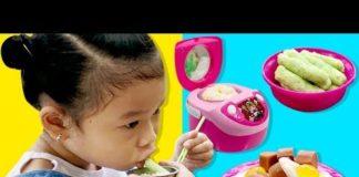 Xem Ăn Cơm Mẹ Nấu   Phần Con Miếng Ngon ❤Susi kids TV❤