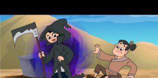 Xem SỨ GIẢ THẦN CHẾT – Phim hoạt hình – Khoảnh khắc kỳ diệu  – Phim hoạt hình hay nhất 2020