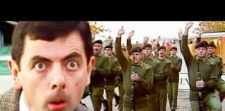 Xem Military BEAN | Mr Bean Full Episodes | Mr Bean Official