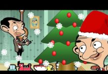 Xem Festive Holidays with Mr Bean! | Funny Episodes | Mr Bean Cartoon World