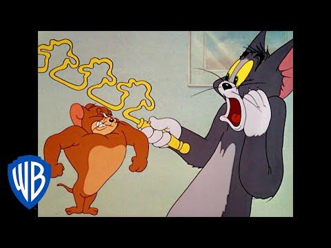 Xem Tom & Jerry em Português | Brasil | Desenhos Clássicos 10 | WB Kids