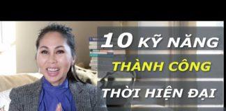 10 Kỹ Năng Để Thành Công Thời Công Nghệ Từ Năm 2020I LanBercu TV