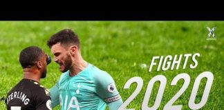 Video Football Fights & Furious Moments 2020